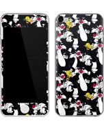 Sylvester and Tweety Super Sized Apple iPod Skin