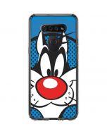 Sylvester Full LG K51/Q51 Clear Case