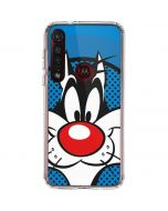 Sylvester Full Moto G8 Plus Clear Case