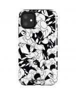 Sylvester Super Sized Pattern iPhone 11 Impact Case