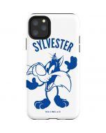 Sylvester the Cat Big Head iPhone 11 Pro Max Impact Case