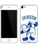 Sylvester the Cat Big Head Apple iPod Skin