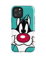 Sylvester Zoomed In iPhone 11 Pro Impact Case
