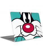 Sylvester Zoomed In Apple MacBook Air Skin