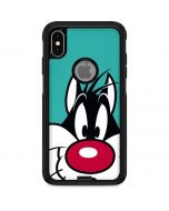 Sylvester Zoomed In Otterbox Commuter iPhone Skin