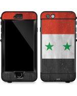 Syria Flag Distressed LifeProof Nuud iPhone Skin