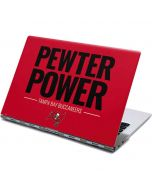 Tampa Bay Buccaneers Team Motto Yoga 910 2-in-1 14in Touch-Screen Skin