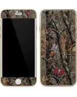 Tampa Bay Buccaneers Realtree AP Camo iPhone 6/6s Skin