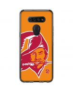 Tampa Bay Buccaneers Retro Logo LG K51/Q51 Clear Case