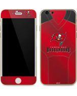 Tampa Bay Buccaneers Team Jersey iPhone 6/6s Skin