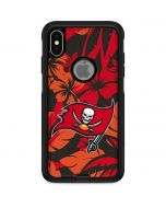 Tampa Bay Buccaneers Tropical Print Otterbox Commuter iPhone Skin