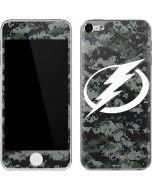 Tampa Bay Lightning Camo Apple iPod Skin