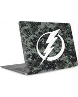 Tampa Bay Lightning Camo Apple MacBook Air Skin