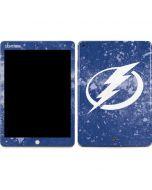 Tampa Bay Lightning Frozen Apple iPad Skin