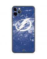 Tampa Bay Lightning Frozen iPhone 11 Pro Max Skin