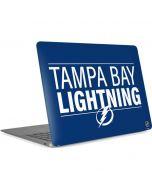 Tampa Bay Lightning Lineup Apple MacBook Air Skin