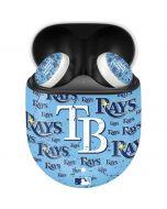 Tampa Bay Rays - Cap Logo Blast Google Pixel Buds Skin