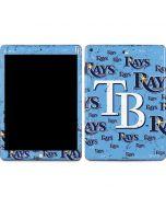 Tampa Bay Rays - Cap Logo Blast Apple iPad Skin
