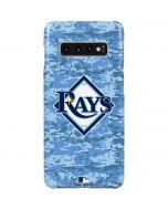 Tampa Bay Rays Digi Camo Galaxy S10 Plus Lite Case