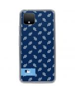 Tampa Bay Rays Full Count Google Pixel 4 Clear Case
