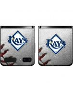 Tampa Bay Rays Game Ball Galaxy Z Flip Skin