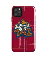 Tasmanian Devil Bite iPhone 11 Pro Max Impact Case