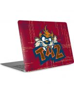Tasmanian Devil Bite Apple MacBook Air Skin