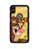 Tasmanian Devil Rope Swing Otterbox Commuter iPhone Skin