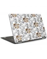 Tasmanian Devil Super Sized Pattern Dell XPS Skin