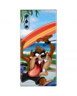 Tasmanian Devil Surfboard Galaxy Note 10 Skin
