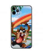 Tasmanian Devil Surfboard iPhone 11 Pro Max Skin