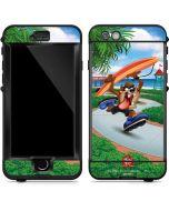 Tasmanian Devil Surfboard LifeProof Nuud iPhone Skin