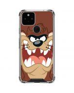Tasmanian Devil Up Close Google Pixel 5 Clear Case