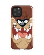 Tasmanian Devil Up Close iPhone 11 Pro Impact Case