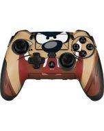 Tasmanian Devil Up Close PlayStation Scuf Vantage 2 Controller Skin