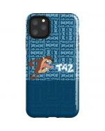 Tasmanian Devil Yell iPhone 11 Pro Max Impact Case