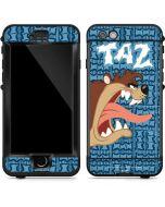 Tasmanian Devil Yell LifeProof Nuud iPhone Skin