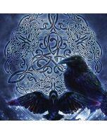 Celtic Raven Apple iPod Skin