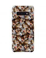 Taz Super Sized Pattern Galaxy S10 Plus Lite Case