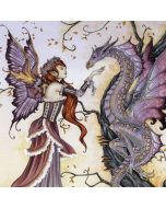 Dragon Charmer Fairy Yoga 910 2-in-1 14in Touch-Screen Skin