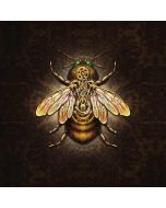 Steampunk Bee Generic Laptop Skin