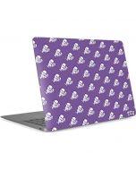 TCU Horned Frogs Logo Print Apple MacBook Air Skin