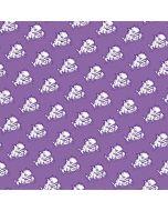 TCU Horned Frogs Logo Print Apple iPad Skin