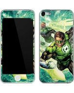 Team Green Lantern Apple iPod Skin