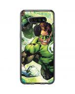 Team Green Lantern LG K51/Q51 Clear Case