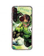 Team Green Lantern Moto G8 Plus Clear Case