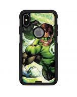 Team Green Lantern Otterbox Commuter iPhone Skin