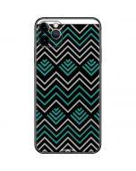 Techno Chevron iPhone 11 Pro Max Skin