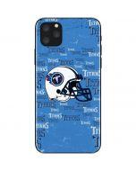 Tennessee Titans - Blast iPhone 11 Pro Max Skin