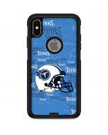 Tennessee Titans - Blast Otterbox Commuter iPhone Skin